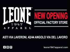 Inaugurazione Leone 1947 Apparel