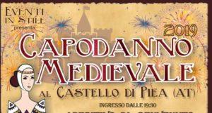 Campodanno medioevale al castello di Piea