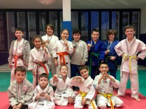 Judo – Polisportiva Astigiana, ottimi risultati al Trofeo Kodokan Cerano