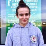 Judo – Ottavia Musso quinta al 33° Trofeo internazionale Vittorio Veneto
