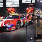 Le Mans in mostra a Maranello