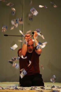 """Sabato 4 luglio la stagione Public è al Teatro Alfieri con """"In Exitu"""" di Roberto Latini"""