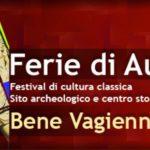 15° Festival Teatrale FERIE DI AUGUSTO