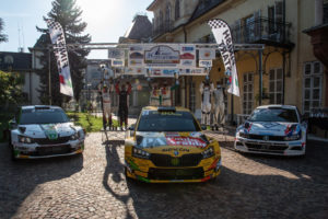 Al Rally di Torino vincono Jacopo Araldo e Lorena Boero