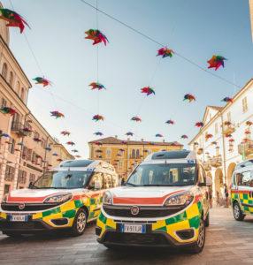 La Croce Verde di Nizza ricerca nuovi volontari