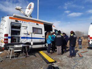 Droni e altre tecnologie per migliorare la risposta in caso di calamità