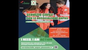 """10 posti per il servizio civile alla Croce Verde di Nizza Monferrato. Bottero: """"Esperienza in cui i ragazzi potranno crescere e imparare insieme"""""""