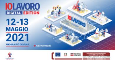 Il 12-13 maggio tornano IO LAVORO DIGITAL e WORLD SKILLS: aperte le iscrizioni per le imprese