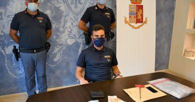 ASTI: LA POLIZIA DI STATO ARRESTA 42ENNE ASTIGIANO PER SPACCIO DI SOSTANZE STUPEFACENTI